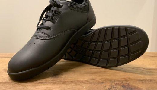 【ハイグリップH-810をレビュー】軽い靴ヒモのコックシューズ