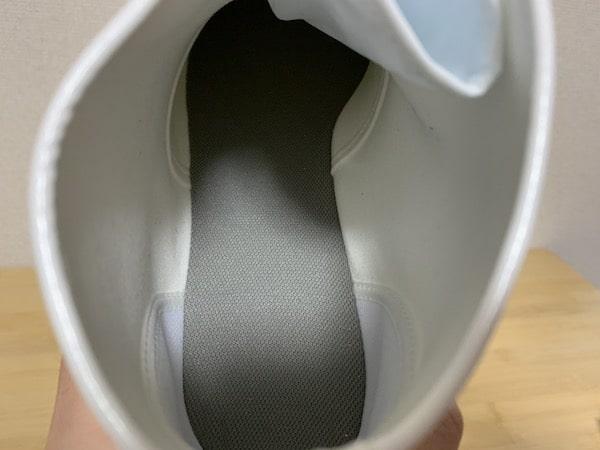 シェフメイトグラスパーCG-800の内部