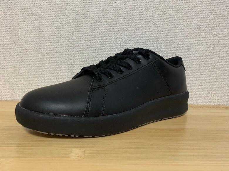 ハイグリップNHF-001は靴紐のコックシューズの中で1番滑りにくい