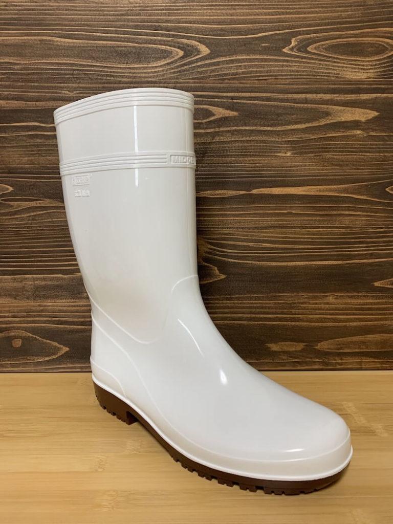 ハイグリップHG2000Nはミドリ安全が開発した耐油長靴