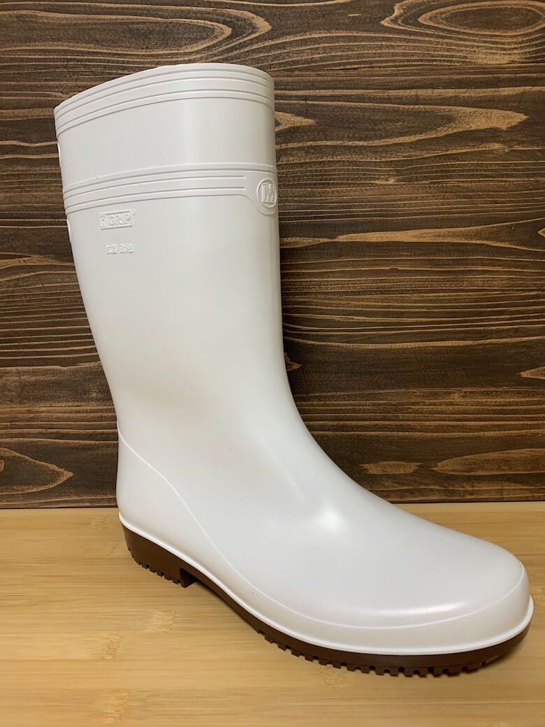 ハイグリップNHG2000はミドリ安全が開発した長靴