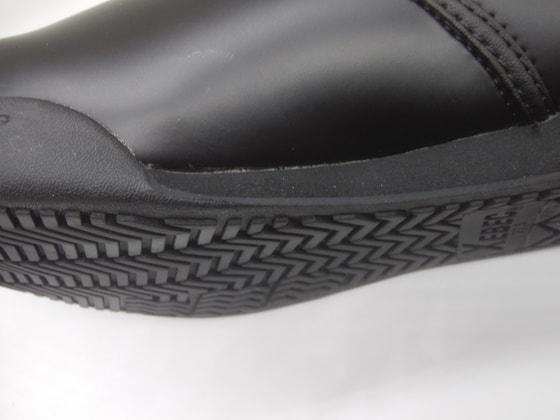 ジーベック85661靴底が突出していない