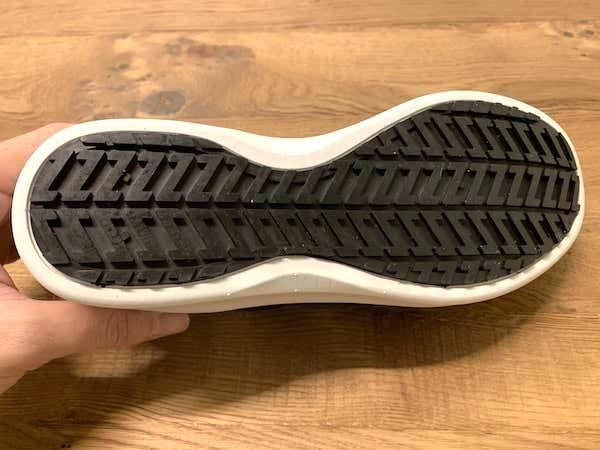 シェフメイトプレミアムα-100Pの靴底