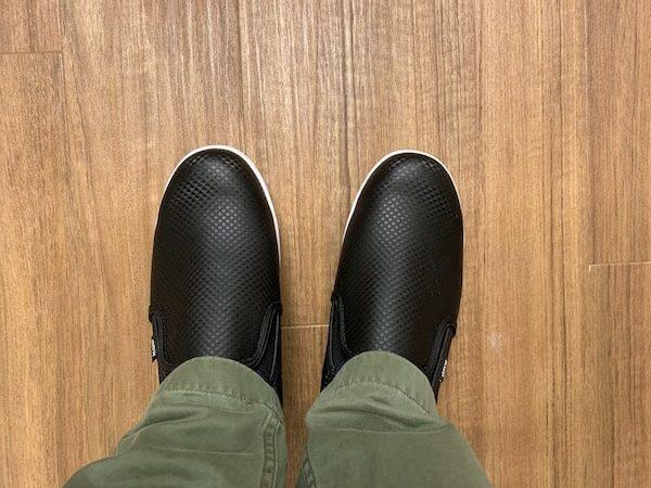ワークマンの靴は作業用がメイン