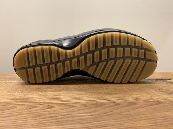 シェフメイトグラスパーCG-002は滑りにくい靴底