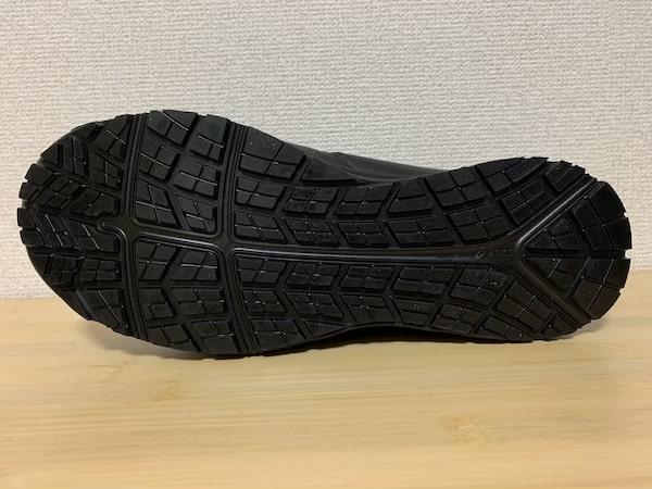 ウィンジョブ®︎の初代靴底