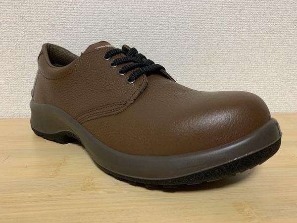 プレミアムコンフォートPRM210はミドリ安全が開発した安全靴(S種)