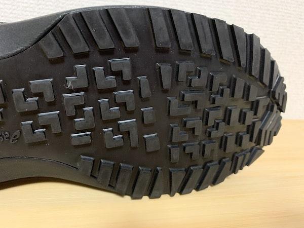 ウィンジョブFFR70Sの靴底は滑りにくい
