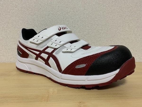 ウィンジョブCP102はアシックスが開発した安全靴