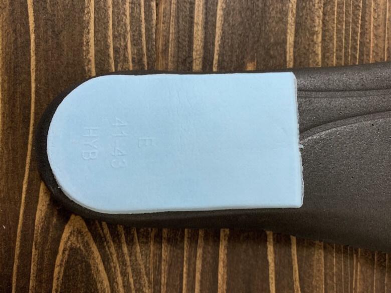 タルテックス51649はインソールがよい