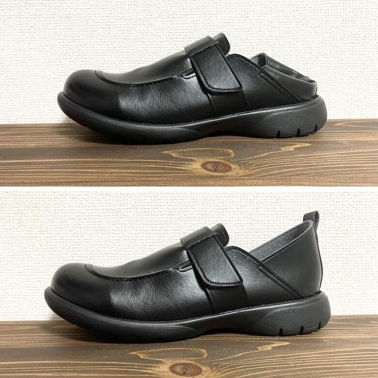 介護士さん向けの靴のリゲッタは2way