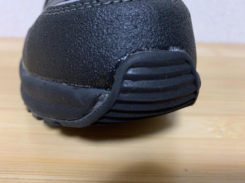 ワークプラスSL603P-5は、巻き上げソールで安全