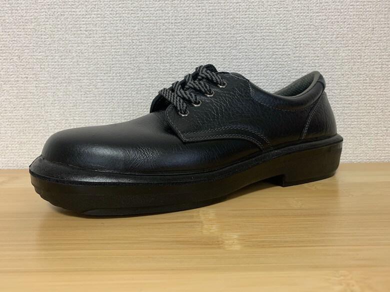 ラバーテックRTU210はミドリ安全が開発した重作業用(H種)の安全靴
