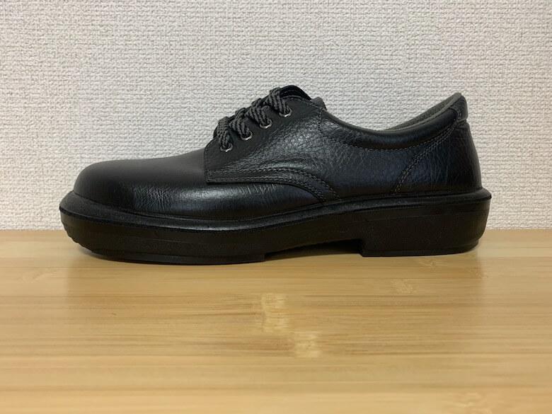 ラバーテックRTU210はミドリ安全が開発した安全靴