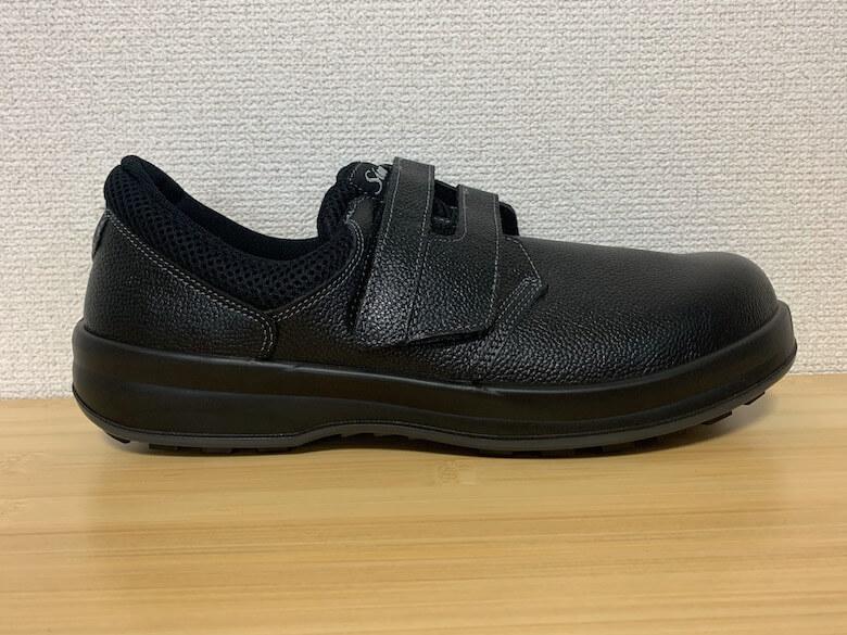 シモンWS18はシモンが開発した安全靴(S種)