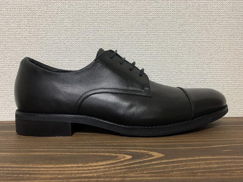 アシックスの革靴のランウォークの選び方を解説します。