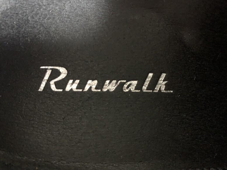 ランウォークのロゴ