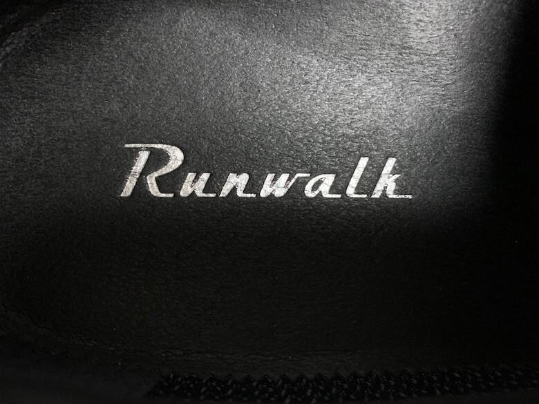 ランウォークはアシックスが開発したブランド