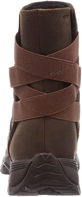 コールドパックアイスプラスポーラーはゴム素材で足にフィット