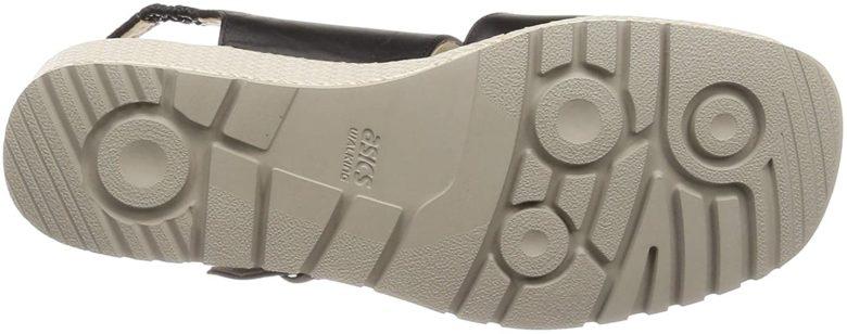 ペダラWP590Tの靴底は動きやすい