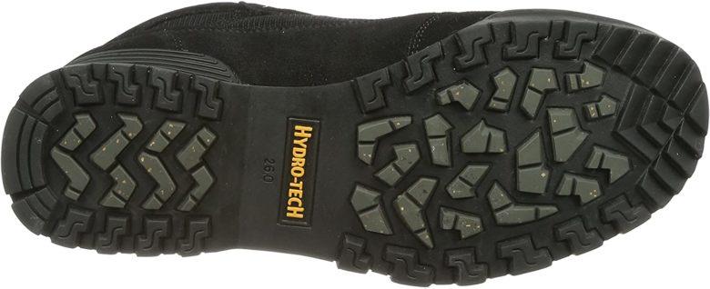 ハイドロテック「ハイキング」の靴底