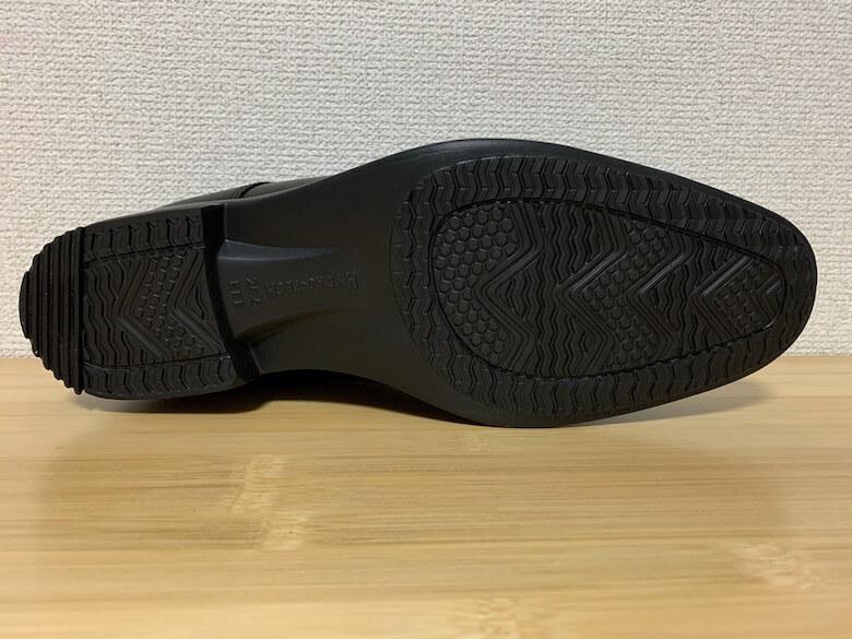 ハイドロテックウルトラライトHD1311の靴底は滑りにくい