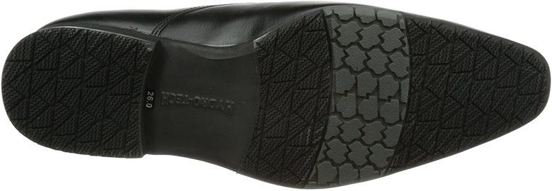 ハイドロテックブルーコレクションの靴底は、セラミック入りで滑りにくい