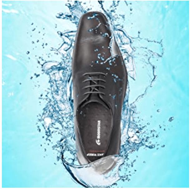 バランスワークスの防水防滑モデル