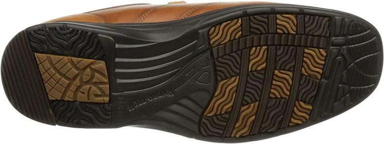 ハイドロテックスタイリッシュウォークの靴底