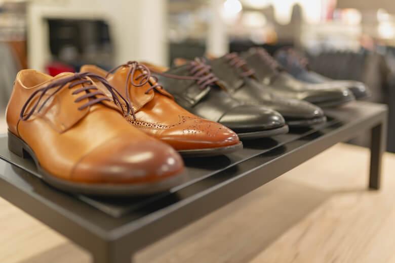 革靴メインの靴屋