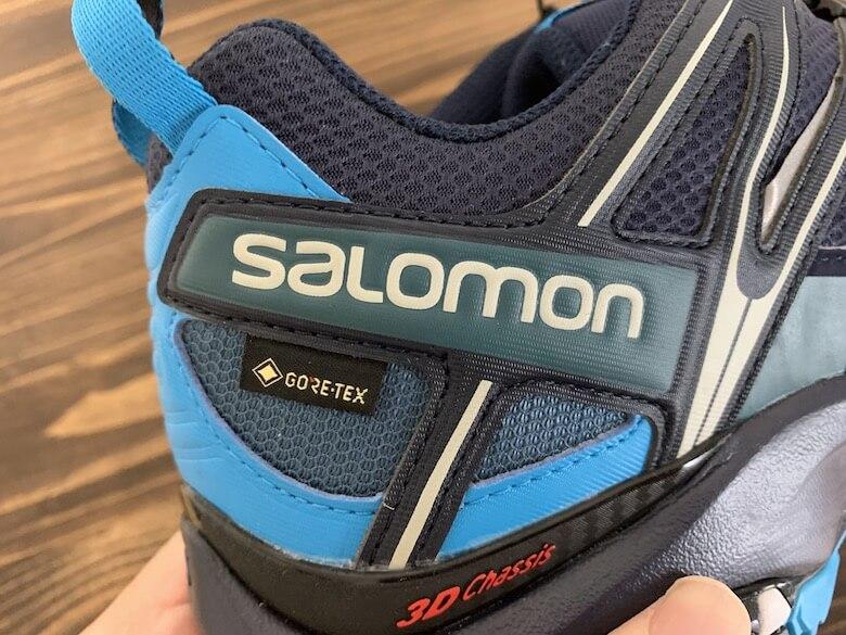 サロモンの中でもXAPRO3GTXがオススメ