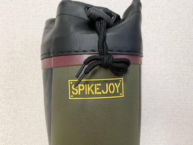 福山ゴムの長靴のスパイクジョイをレビュー