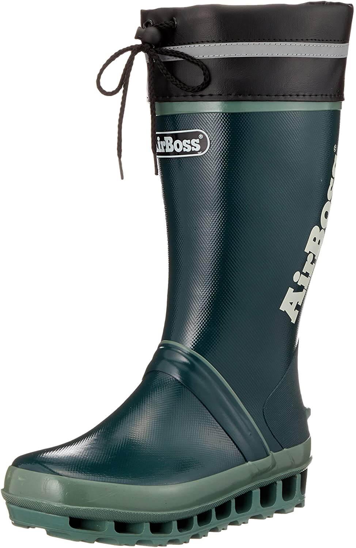 福山ゴムの長靴「エアボス」