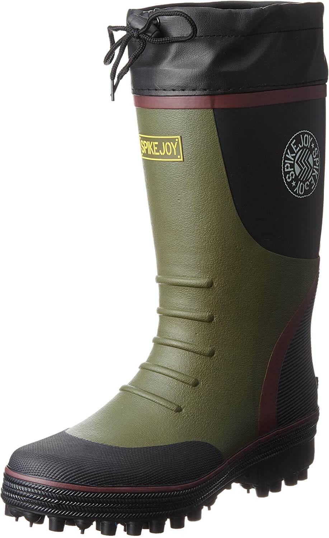 福山ゴムの長靴『スパイクジョイ』