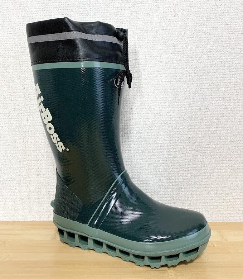 福山ゴムの長靴「エアボス」のメリットとデメリットを解説