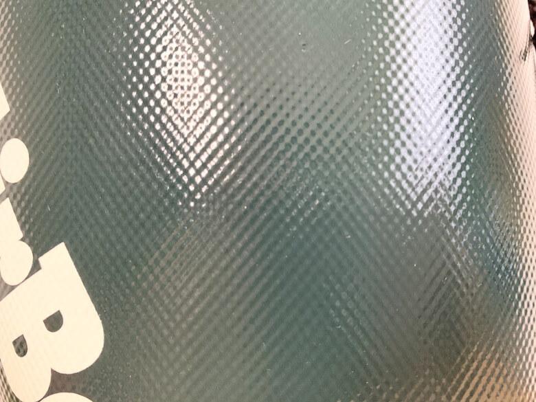 福山ゴムの長靴エアボスは4層メッシュで破れにくい