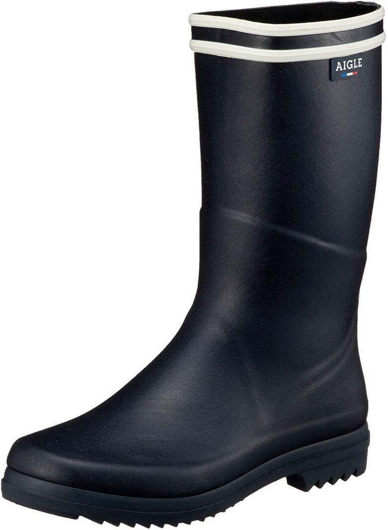 エーグルの長靴「【SIGNATURE】 シャンテブーツ」