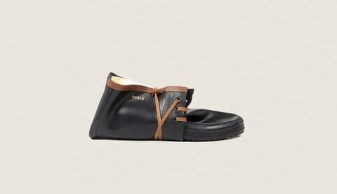 エーグルの長靴「ミスマリオン」はパッカブル