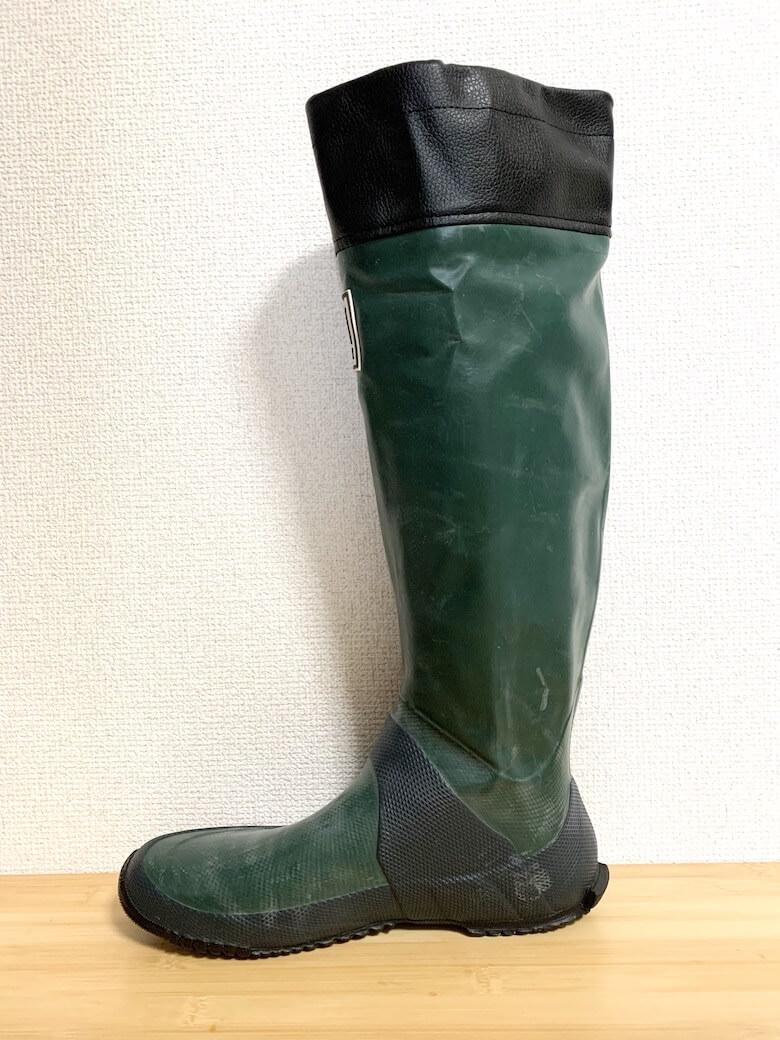 日本野鳥の会の長靴のメリットとデメリット