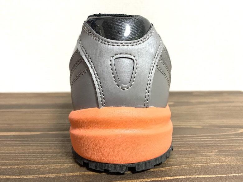 イグニオの安全靴はクッション性が高い