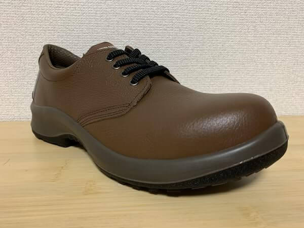 プレミアムコンフォートPRM210は疲れない安全靴